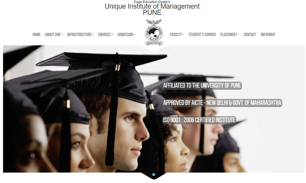 Unique Institute of Management , Techno Code LLP