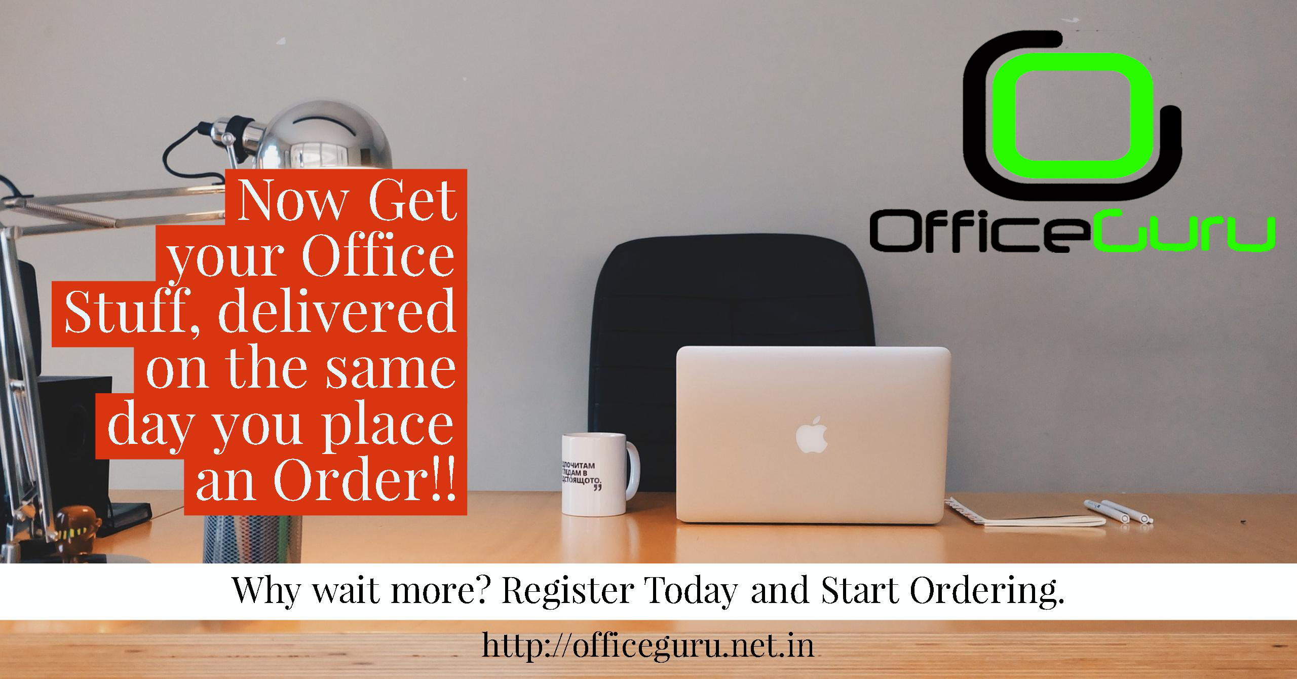 OfficeGuru Banner 2 , Techno Code LLP