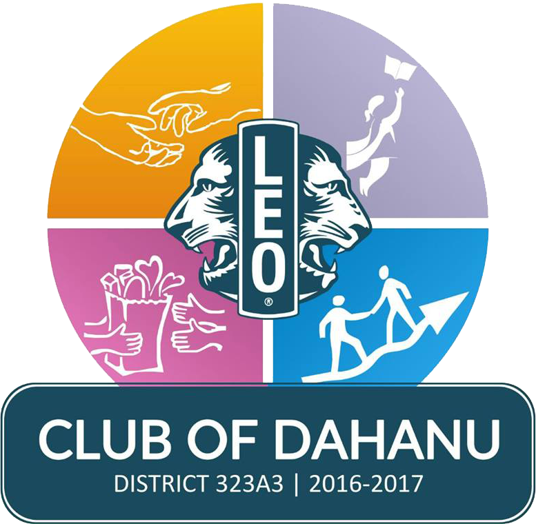 Leo Club of Dahanu Logo , Techno Code LLP
