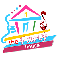 The Party House Logo , Techno Code LLP